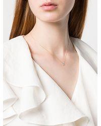 Dana Rebecca Lauren Joy ダイヤモンド ネックレス 14kイエローゴールド Multicolor