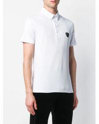 メンズ Class Roberto Cavalli ポロシャツ White