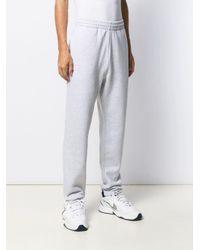 Pantaloni sportivi di MSGM in Multicolor da Uomo