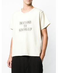 メンズ Rhude Suicide T-shirt Multicolor