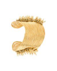 Gas Bijoux - Metallic Wave Pic Bracelet - Lyst