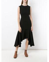 Sisa Midi Dress Olympiah, цвет: Black