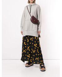 3.1 Phillip Lim オーバーサイズ パーカー Multicolor