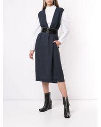Hermès シフトドレス Blue