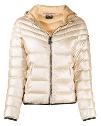 Colmar Natural Padded Zip-up Down Jacket