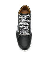 Jimmy Choo Miami Sneakers Black