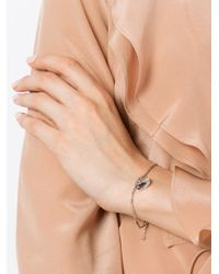 Marc Jacobs - Metallic Charm Embellished Bracelet - Lyst