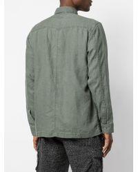 メンズ Onia Safari シャツジャケット Green