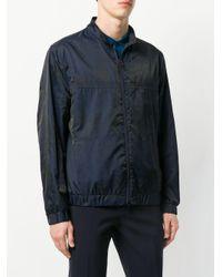 メンズ Etro ペイズリー ライトジャケット Blue