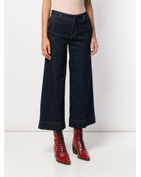 Pinko Blue Jeans mit weitem Bein