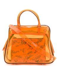 Essentiel Antwerp Varouska ショルダーバッグ Orange