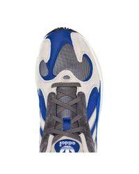 Zapatillas Yung 1 Adidas de hombre de color Gray