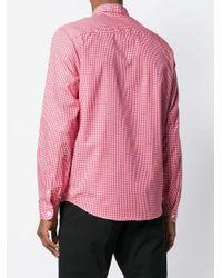 メンズ AMI Ami De Coeur ボタンダウン シャツ Pink