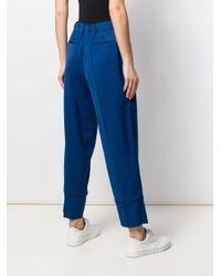 PT01 Blue Hose mit tiefem Schritt