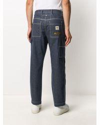1017 ALYX 9SM Blue X Stüssy Workwear Jeans for men