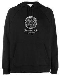 メンズ Etudes Studio ブラック Anthem Panorama フーディ Black