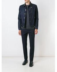 DSquared² Blue Slim Fit Trousers for men