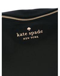 Kate Spade Black Shopper Tote Bag