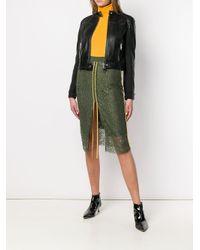 Укороченная Куртка Pinko, цвет: Multicolor