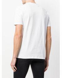 John Richmond - White Destroy Logo T-shirt for Men - Lyst