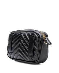 Stella McCartney Black Stella Star Belt Bag