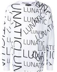 House of Holland White Moon Club Lunatic Top