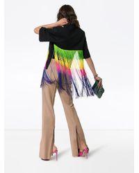 Prada テーラードパンツ Multicolor
