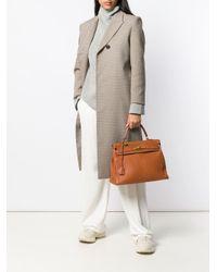Hermès Pre-Owned Brown 1995's Kelly Bag