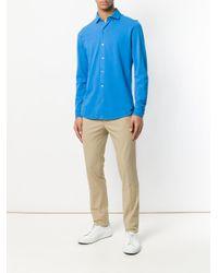 PT01 Natural Straight Leg Trousers for men