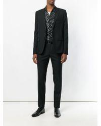 メンズ Saint Laurent ツーピース フォーマルスーツ Black