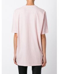 Givenchy - Pink Monkey Brothers Printed T-shirt - Lyst