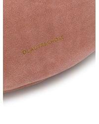 L'Autre Chose Pink Half Moon Bag