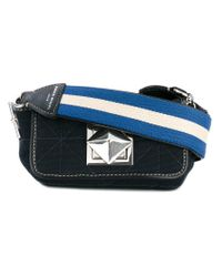 Sonia Rykiel Blue Le Copain Shoulder Bag