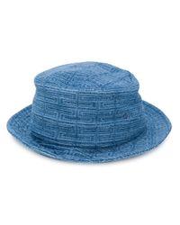 Cappello a tesa larga Kenny di Sandro in Blue
