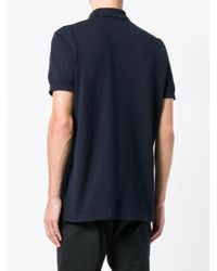 Tom Ford Blue Classic Polo Shirt for men