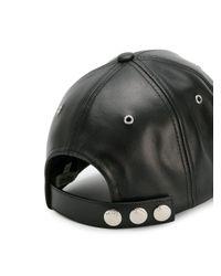 Cappello da baseball con logo di KENZO in Black da Uomo