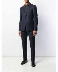 メンズ Etro ツーピース スーツ Blue