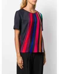 PS by Paul Smith ストライプ Tシャツ Multicolor
