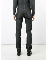 Naked & Famous - Blue Skinny Jeans for Men - Lyst