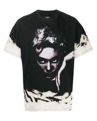 メンズ Represent グラフィック Tシャツ Black