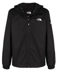 The North Face Black Logo-chest Hoodie