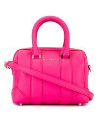 Givenchy - Multicolor Micro 'lucrezia' Tote - Lyst