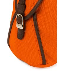 See By Chloé - Orange Logo Patch Tote Bag - Lyst
