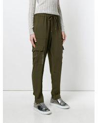 Polo Ralph Lauren Green Side Pockets Trousers
