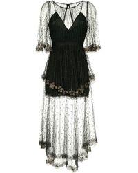 Robe Of The Night Alice McCALL en coloris Black