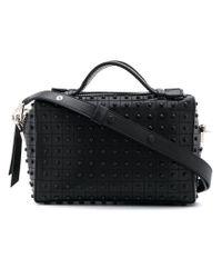 Tod's Black Gommino Medium Crossbody Bag