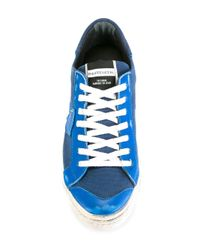 Philippe Model - Blue Bercy Sneakers for Men - Lyst