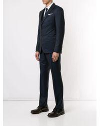 メンズ Ermenegildo Zegna ツーピース スーツ Black
