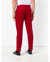 メンズ Department 5 コーデュロイ パンツ Red