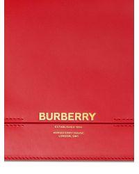 Маленькая Сумка Через Плечо Grace Burberry, цвет: Red